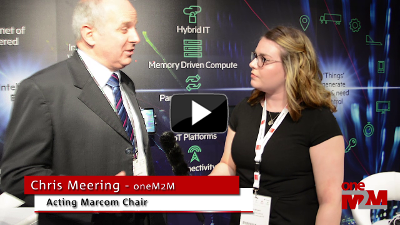 Interview of Chris Meering, HPE Smart IoT 2018