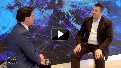 Nicolas Damour Interview Mobile World Congress 2016
